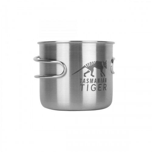 Κύπελλο από ανοξείδωτο ατσάλι και πτυσσόμενη λαβή Tasmanian Tiger Handle Mug 500