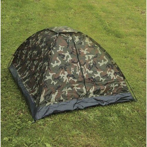 """Σκηνή Αδιάβροχη Mil-Tec """"Woodland 3-Men Tent Iglu Standard"""""""