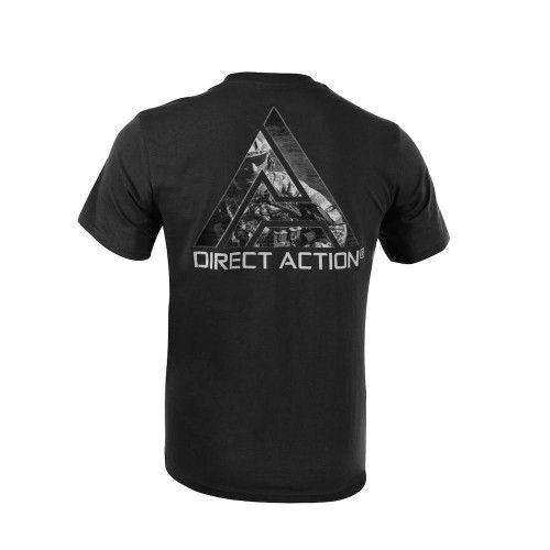 Μπλουζάκι T-Shirt Direct Action Logo D.A.