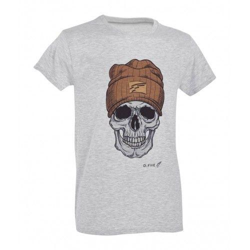 Μπλουζάκι T-Shirt D.Five ROMAN SKULL