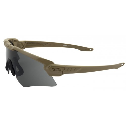 Αντιβαλλιστικά Γυαλιά Oakley SI Ballistic M-Frame Alpha Array Terrain Tan/Grey + Clear