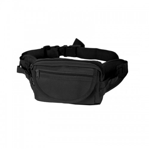 Τσαντάκι Μέσης MIL-TEC Hip Bag Large Black