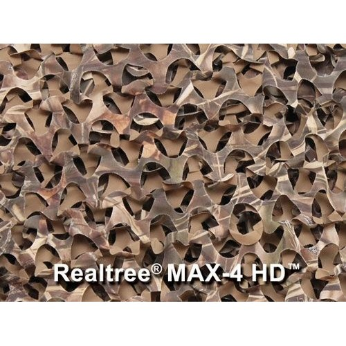 Δίχτυ Σκίασης Παραλλαγής REAL TREE MAX-4 HD Camosystems 6x2.40m