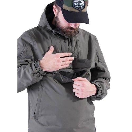 Αδιάβροχο Μπουφάν UTA Anorak Pentagon