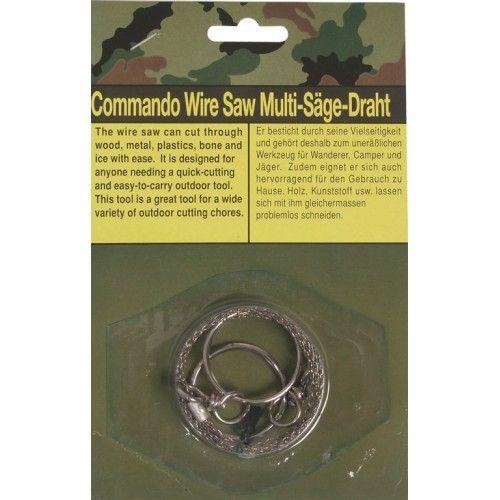 Συρματοπρίονο Commando MIL-TEC
