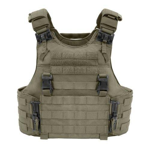 Γιλέκο-Φορέας Warrior Assault QUAD RELEASE QRC