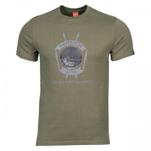T-Shirt Λακαιδέμων Μαχητής Pentagon