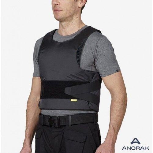 Αλεξίσφαιρο Γιλέκο Anorak Εσωτερικού Φορέα Titanium Conceable III