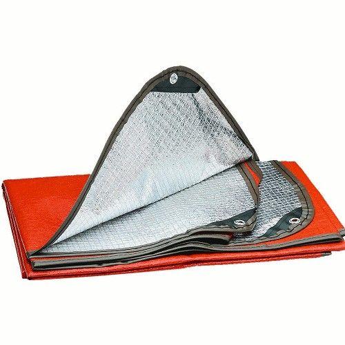 Ισοθερμική Κουβέρτα Διάσωσης Grabber