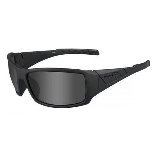 Γυαλιά ηλίου Wiley X TWISTED Smoke Grey Lens Matte Black Frame