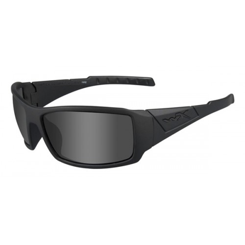 Γυαλιά ηλίου Wiley X TWISTED Smoke Grey Lens Matte Black Frame