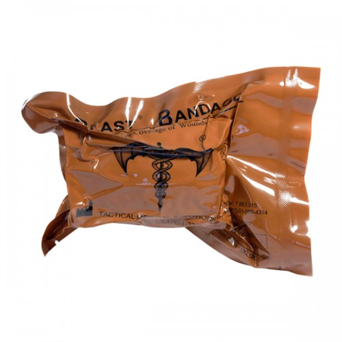 Στρατιωτικός Επίδεσμος Tactical Blast Bandage 50x50