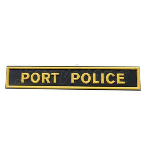 Σήμα Λιμενικού 3D - Port Police