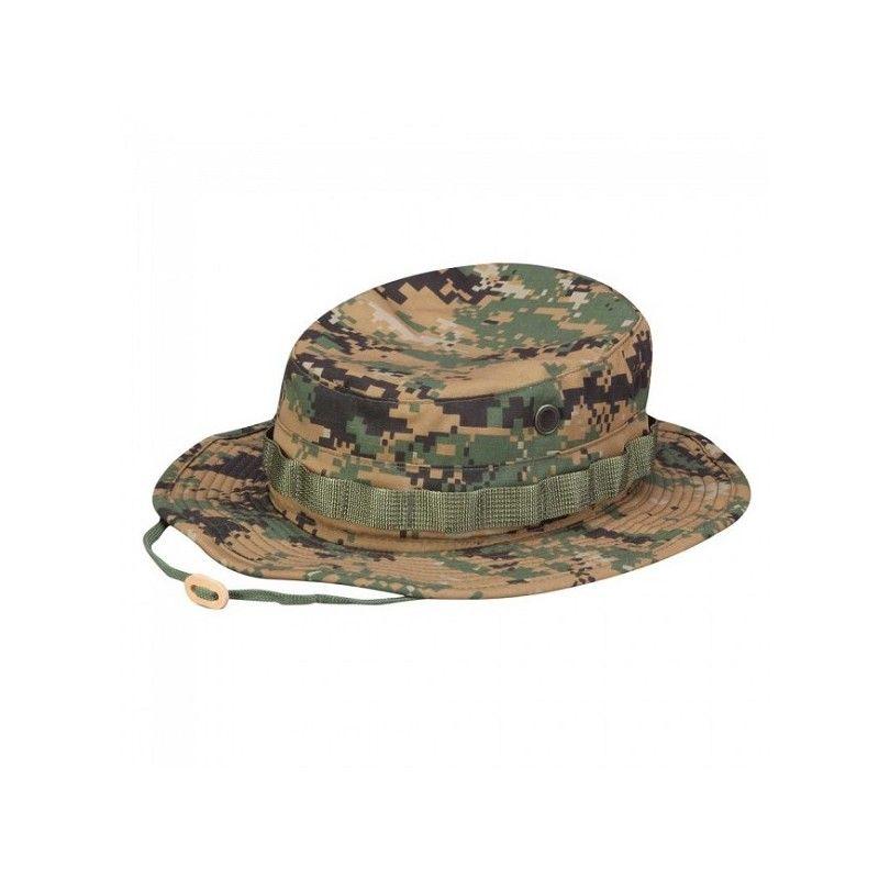 Καπέλο Jungle Propper Ripstop Woodland Digital