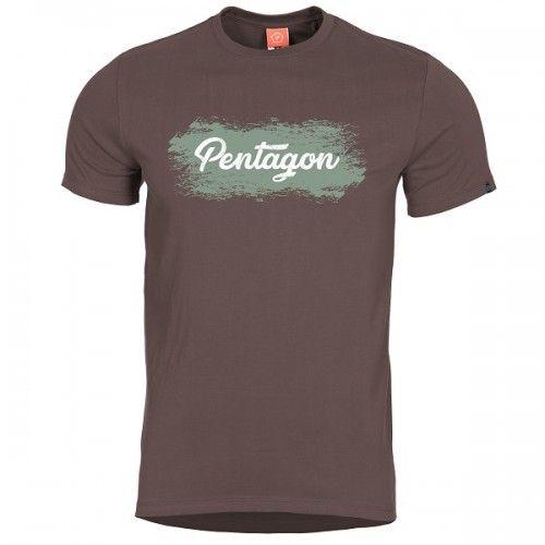 T-Shirt Pentagon Grunge