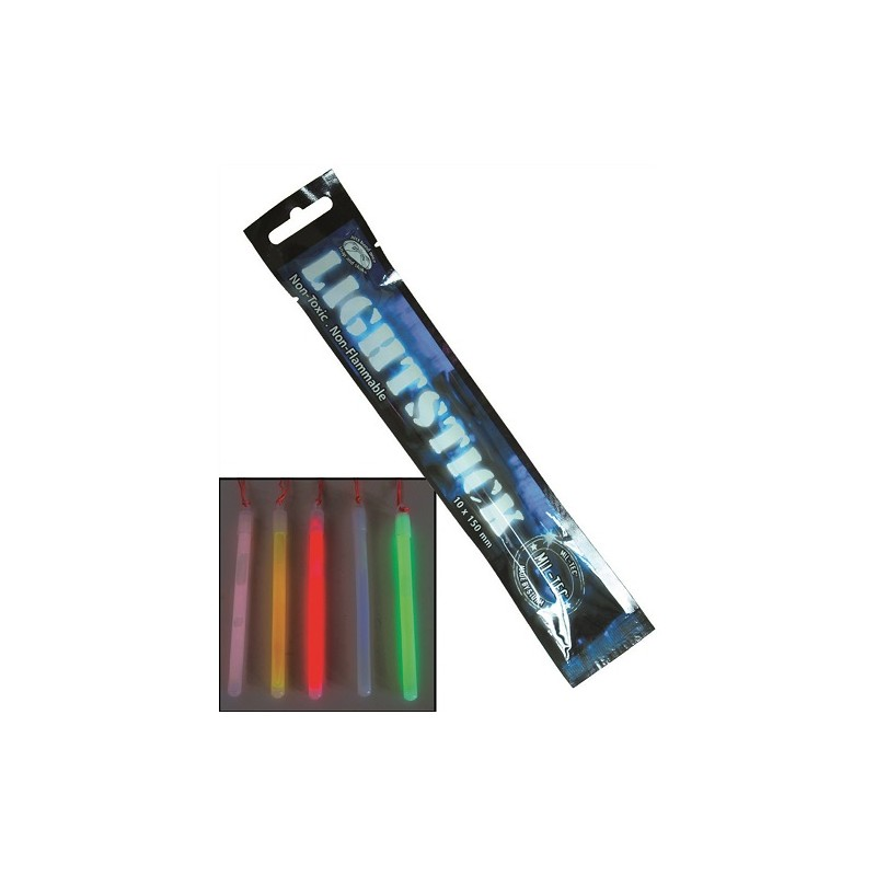 Ράβδος Χημικού Φωτός MIL-TEC 12 Ωρών 1 x 15 cm