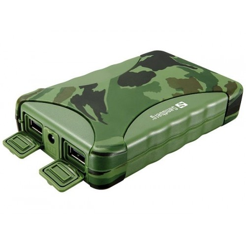 Outdoor Power Bank Sandberg 10400 mAh