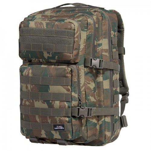Σακίδιο Πλάτης Assault Large Tac-Maven Camo 50L
