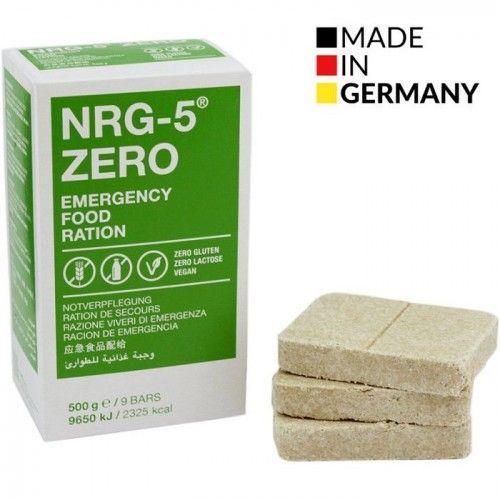 Μπάρες Υψηλής Ενέργειας NRG-5 ZERO