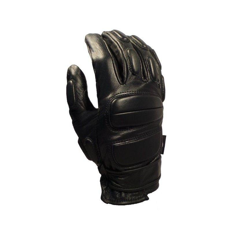 Γάντια MTP anti-trauma leather glove for police officer