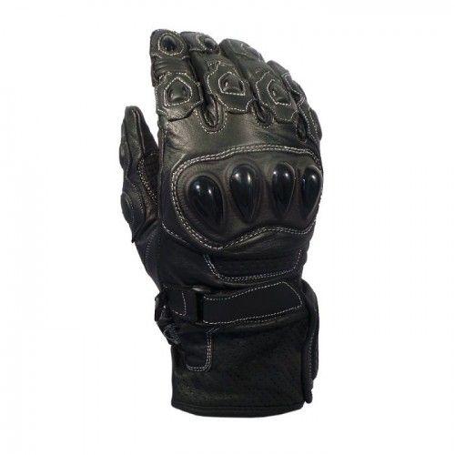 Γάντια Αδιάβροχα Δερμάτινα MTP Anti-Trauma για Μηχανή