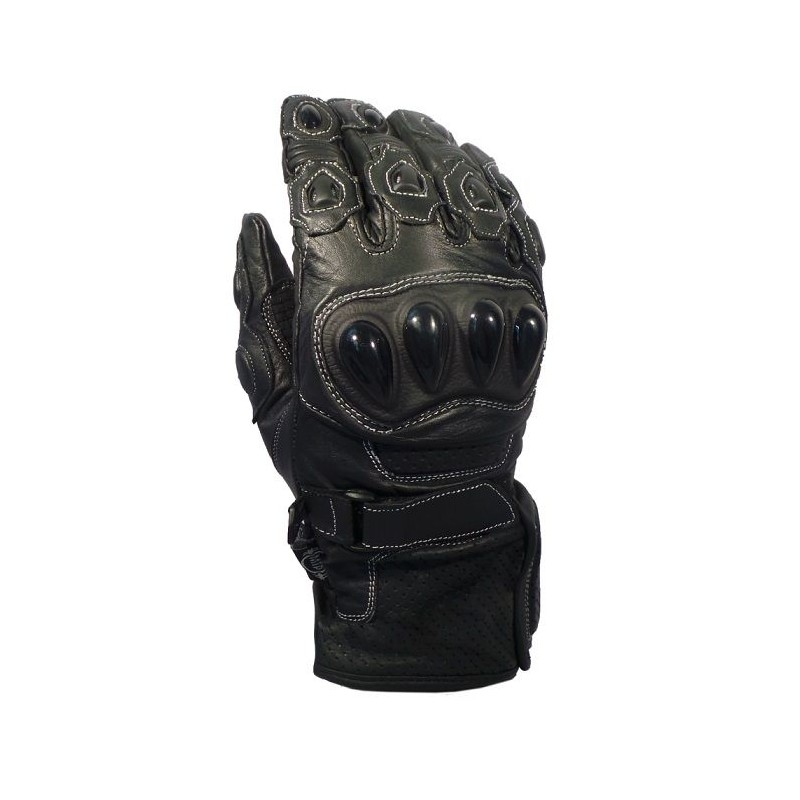 Γάντια MTP leather anti-trauma long glove for biker