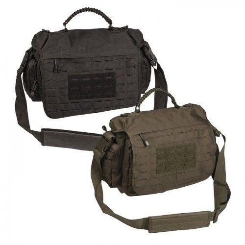 Τσάντα Ώμου Mil-Tec με Χειρολαβή Paracord 10L