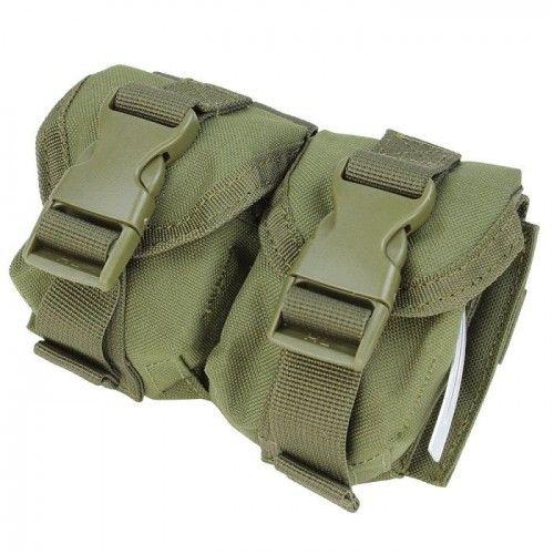 Διπλή Θήκη Χειροβομβίδων Condor Frag Grenade