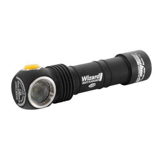 Φακός LED Armytek Wizard Pro Magnet USB + 18650