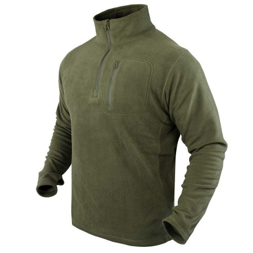 Πουλόβερ Φλις Condor Tactical ZIP Fleece Pullover