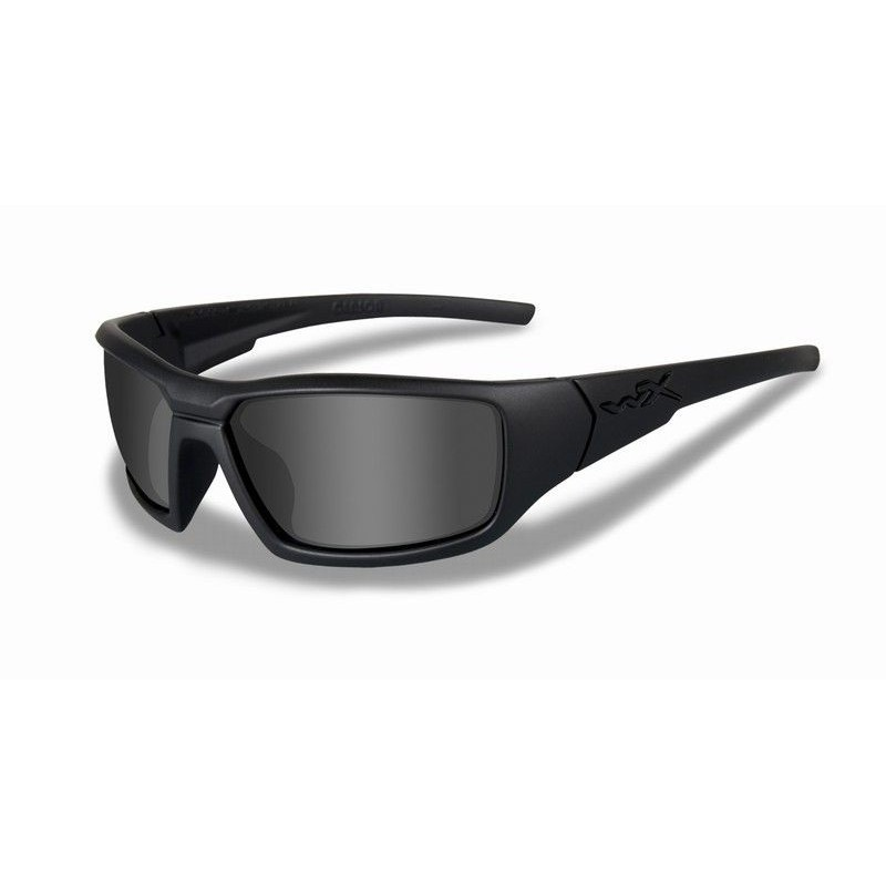 Γυαλιά ηλίου Wiley X Censor Smoke Grey Lens Matte Black Frame