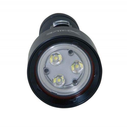 Φακός Κατάδυσης XDive 3 x CREE LED 1000L