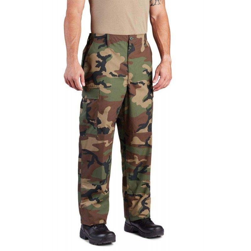Στρατιωτικό Παντελόνι Propper US BDU Woodland Camo Ripstop