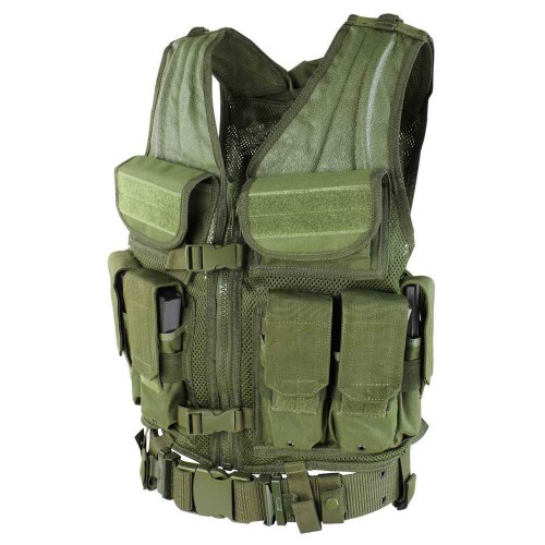Γιλέκο Μάχης Condor Elite Tactical Vest