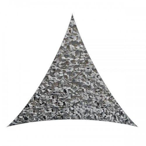 Δίχτυ Σκίασης Τριγωνικό 4x4m με Αρτάνι