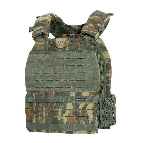 Γιλέκο Φορέας Πλακών Pentagon MILON Vest Camo