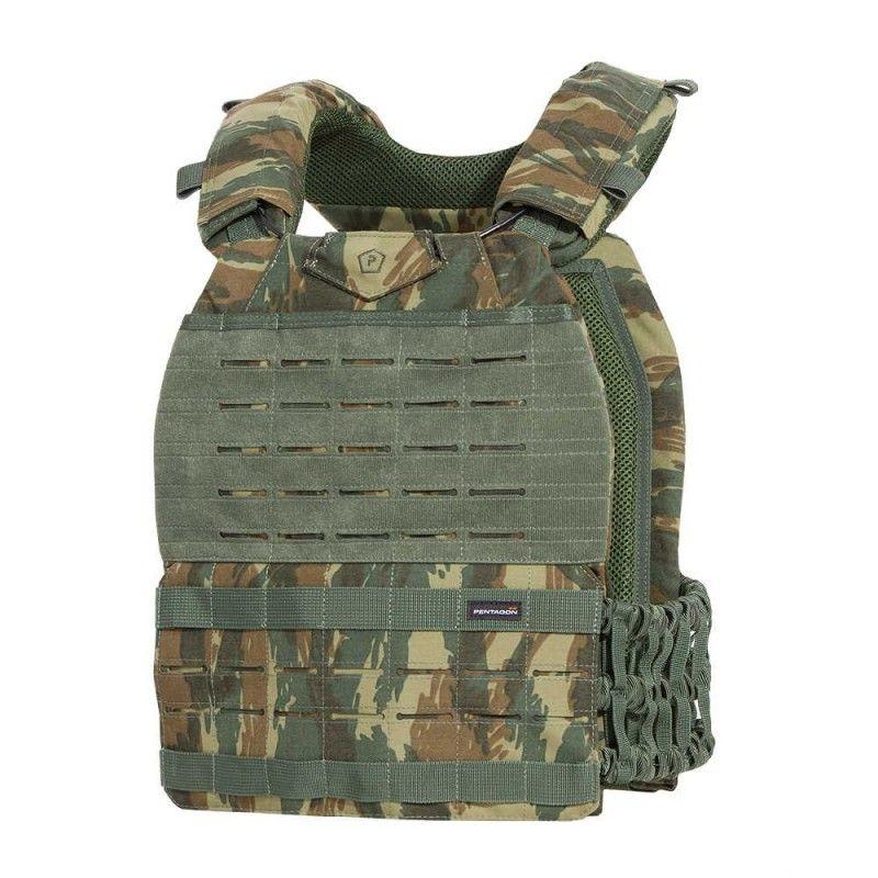 Γιλέκο Φορέας Pentagon MILON Vest Camo Plate Carrier