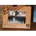 Χειροποίητη Ξύλινη Κορνίζα Πολεμικού Ναυτικού