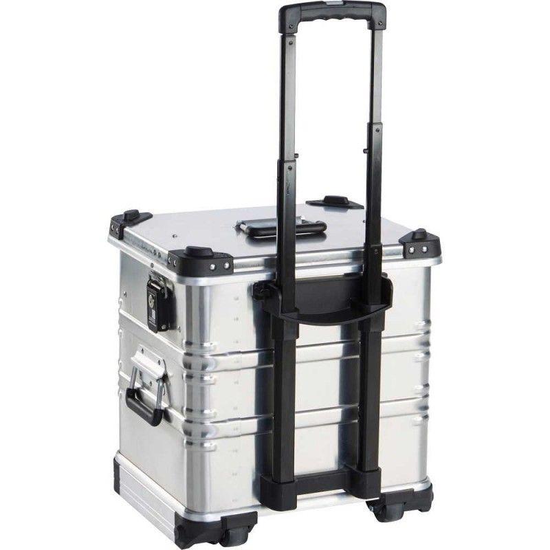 Τροχήλατο γραφείο-κουτί αλουμινίου Zarges