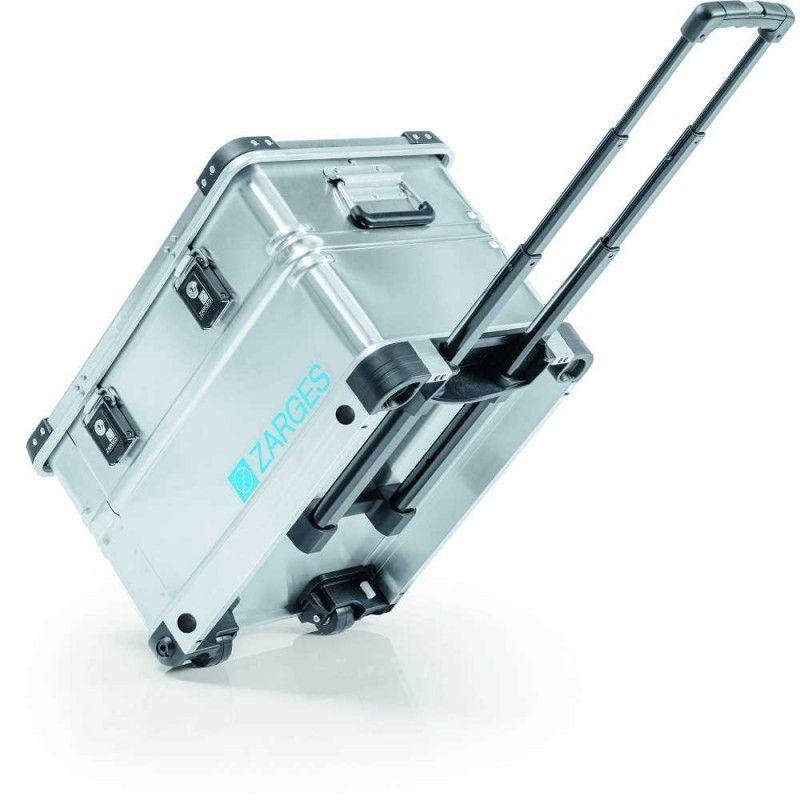 Τροχήλατο κουτί αλουμινίου Zarges K424 XC