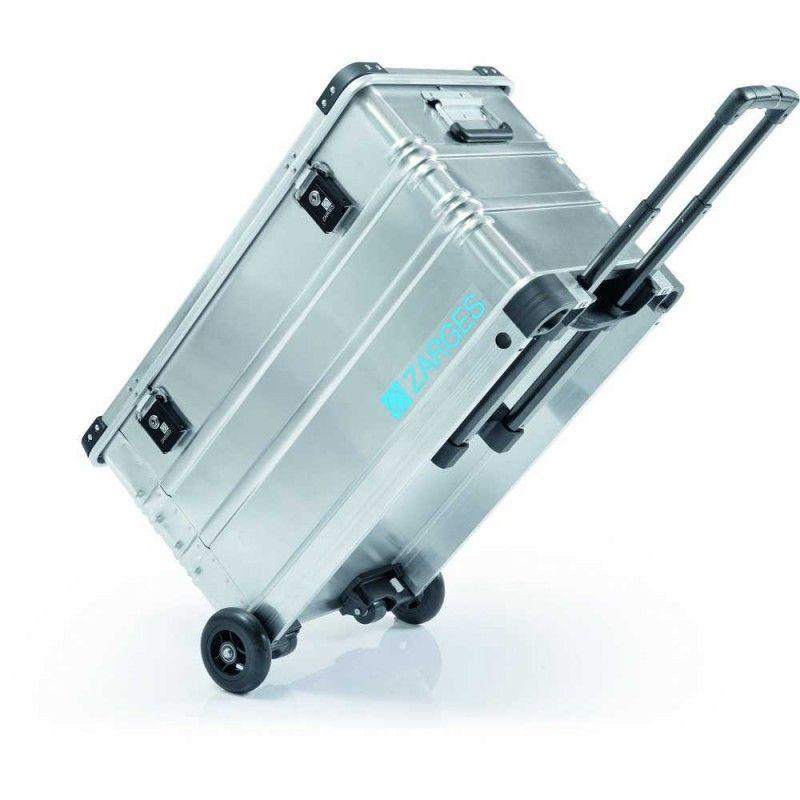 Τροχήλατο κουτί αλουμινίου Zarges K424 XC 99lt