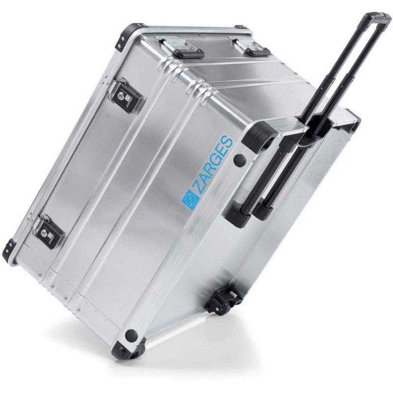 Τροχήλατο κουτί αλουμινίου Zarges K424 XC 195 lt