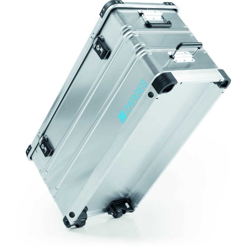 Τροχήλατο κουτί αλουμινίου Zarges K424 XC 120 lt