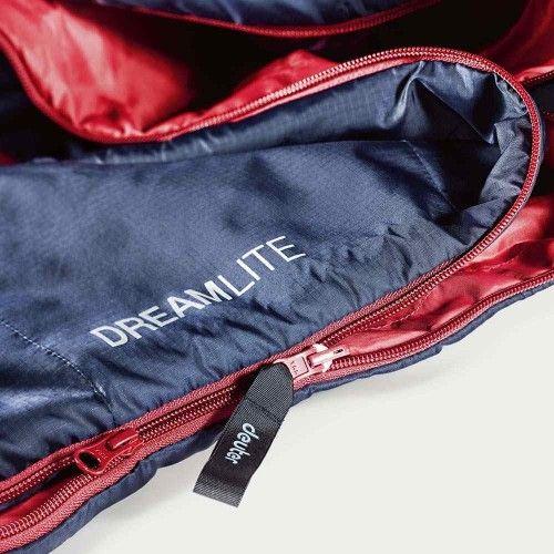 Yπνόσακος Dreamlite Deuter Navy-Cranberry