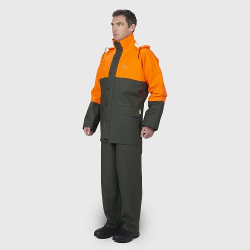 Aδιάβροχο Σετ Forest Anorak