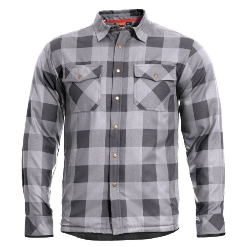 Ελαφρύ Τζάκετ Pentagon Bliss Flannel Jacket WG -Checks