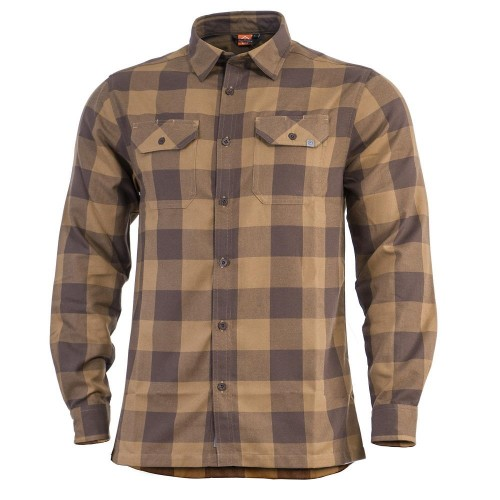 Πουκάμισο Pentagon Drifter Flannel Shirt TB-Checks