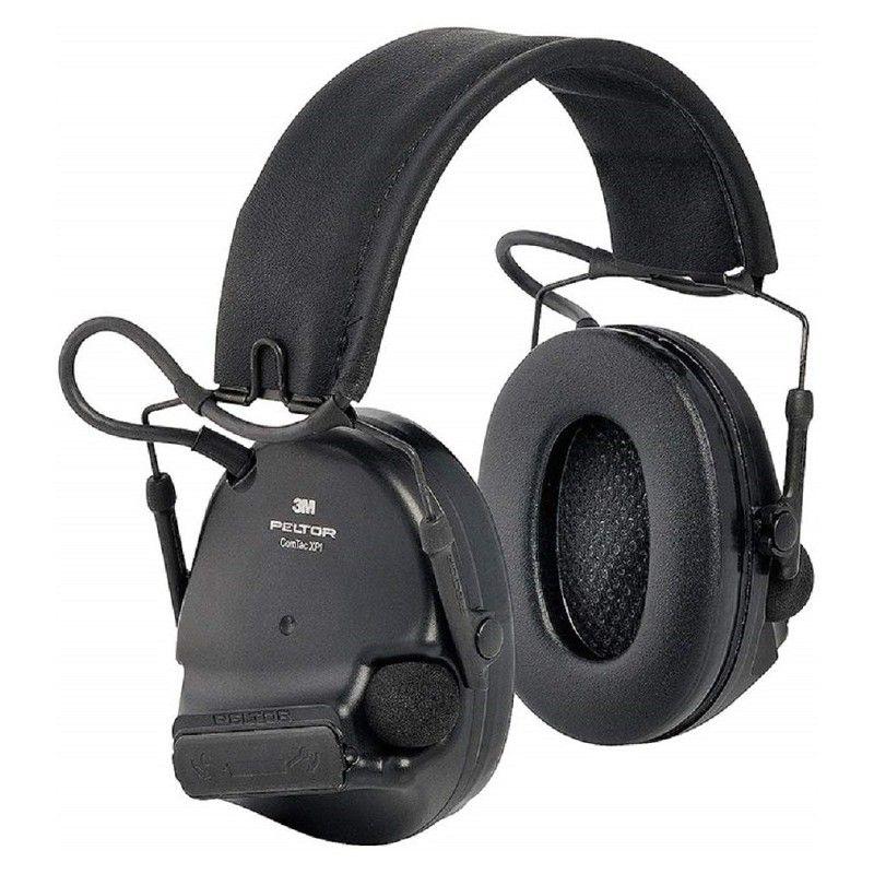 3M™ PELTOR™ ComTac XPI Headset- J11 Standard Black