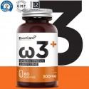 Evercare Omega 3 300 mg 60 κάψουλες