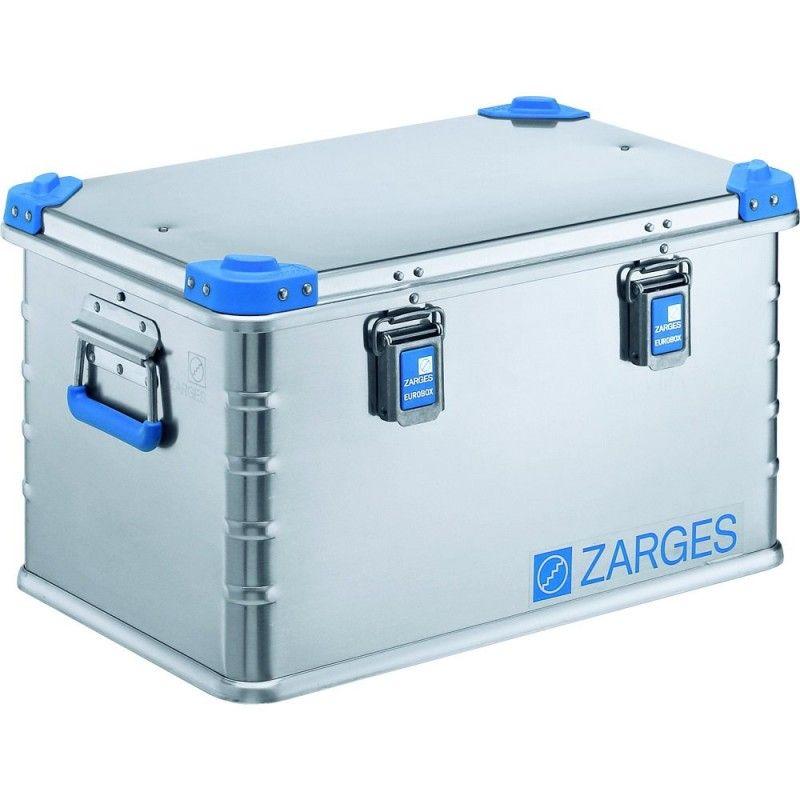 Kιβώτιο αλουμινίου Eurobox Zarges 60l